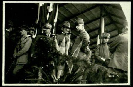 Premiazione della 3.a Armata