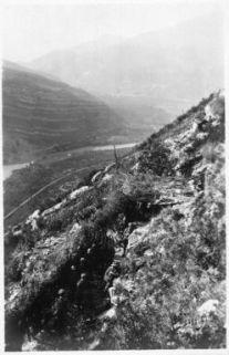 24-31 Agosto 1918. Val Lagarina. Lavori in prima linea