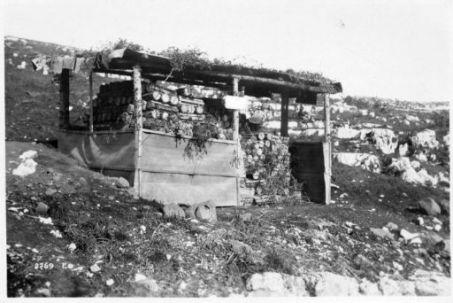 Depositi di munizioni presso Campiello