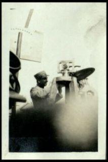 Difesa anti-aerea di Venezia. Telemetro A.A. Blanc