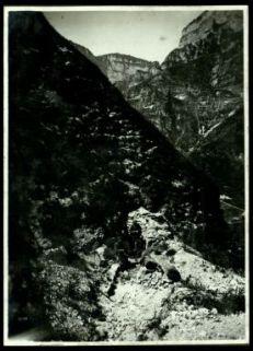 Un posto avanzato sulla Grottella