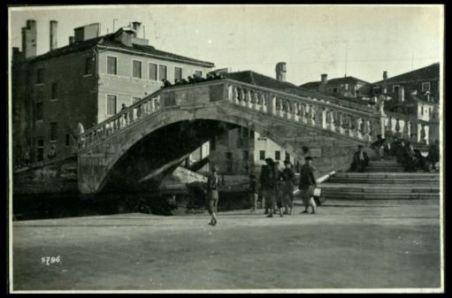 Inaugurazione del canale navigabile da Cavanella Po a Chioggia