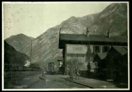 La stazione di Franzenfeste