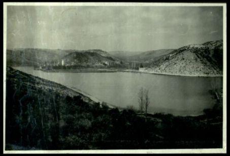 Panorama di Scardona