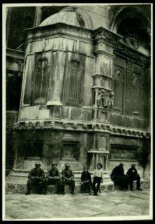 Sebenico: dettaglio della Cattedrale
