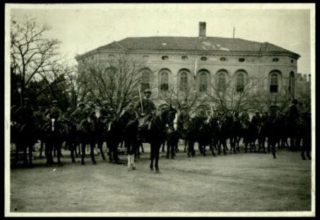 Sebenico: il circolo croato, rivista del 7 dicembre 1918