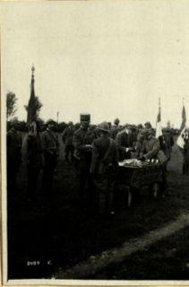 Premiazione 60ª divisione presso Falzè