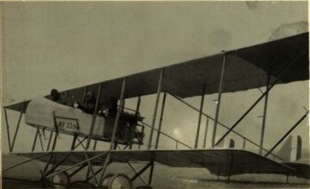 Campo d'aviazione a San Pelagio (Padova)