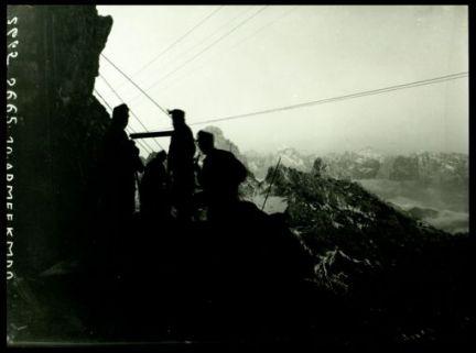 2665.10.Armee.Kmdo. Fotografia dell'esercito austro-ungarico