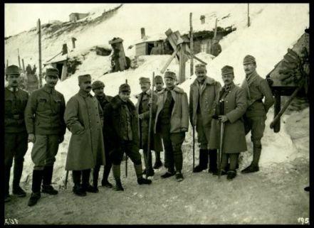 """1071.10Arm.Kmdo.(""""Rohr""""). Fotografia dell'esercito Austro-Ungarico"""