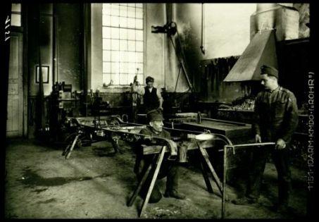 """1151.10Arm.Kmdo.(""""Rohr""""). Fotografia dell'esercito Austro-Ungarico"""