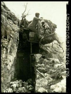 """1829.10.Armee.Kmdo (""""Rohr""""). Fotografia dell'esercito Austro-Ungarico"""