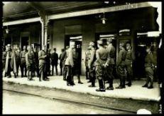 """1942.10.Armee.Kmdo (""""Rohr""""). Fotografia dell'esercito Austro-Ungarico"""