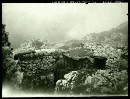"""1952.10.Arm.Kmdo (""""Rohr""""). Fotografia dell'esercito Austro-Ungarico"""