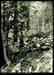 2190.10.Armee.Kmdo. Fotografia dell'esercito Austro-Ungarico