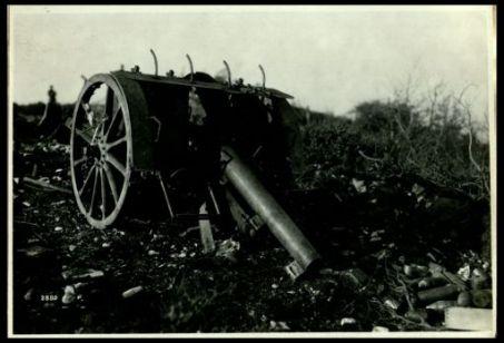 Batterie austriache abbandonate a cima Campiglio