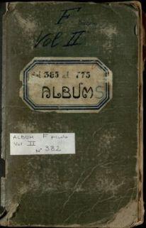Album Fp 2 Sezione fotocinematografica