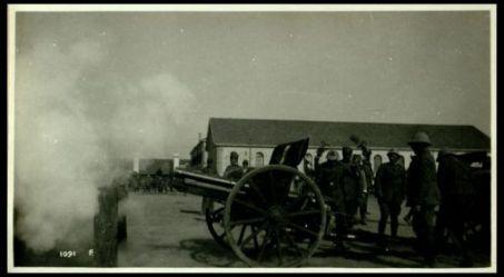 Lacenigo. 30 maggio 1918. Festa del 17° Artiglieria