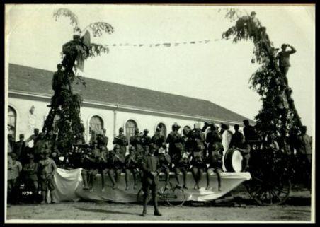 Festa del 17°Artiglieria. 30 maggio 1918 a Lacenigo