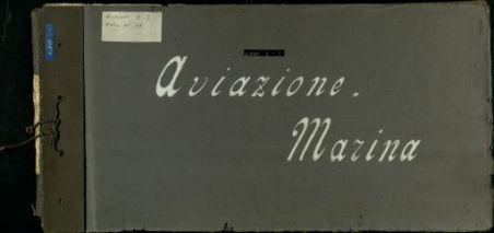 Album I 1 . Aviazione Marina