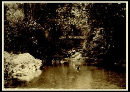 Port of Spain. Carani river, 4 maggio 1906