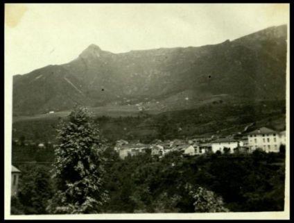 Valle d'Astico. Caltrano e Monte Pane