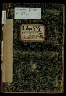 Album P 4 Sezione fotocinematografica