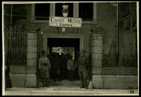 Comando di tappa di Udine