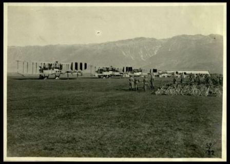 Gruppo di aeroplani