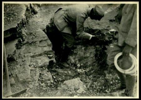 L'innesco di una mina