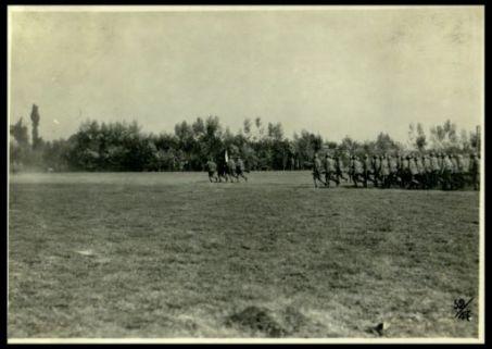 Premiazione della Brigata Toscana, 29 luglio 1917