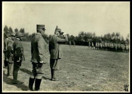 Premiazione della Brigata Toscana