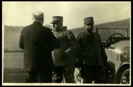 LL.EE. Cadorna e Cappello alla cerimonia