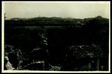 Bombardamento delle linee austriache (settore del Vipacco)