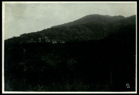Veduta delle rovine di Bodrez