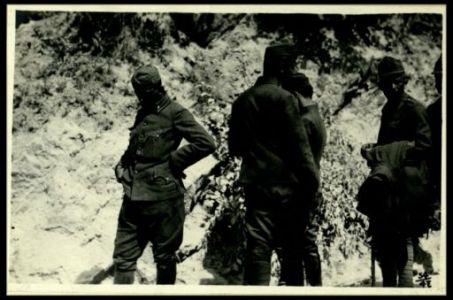 Prigionieri catturati sul Kuk