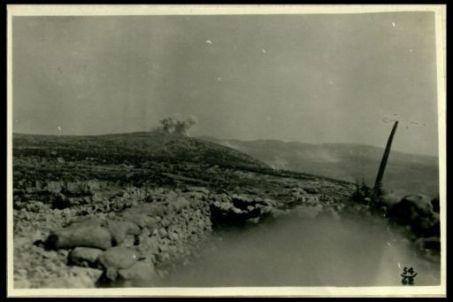 Bombardamento austriaco di quota 235