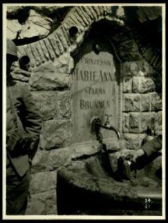 La fontana di Ravne dedicata ad una pretendente al Ducato di Parma