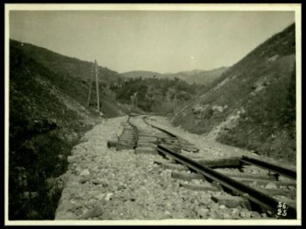 La ferrovia Canale-Tolmino