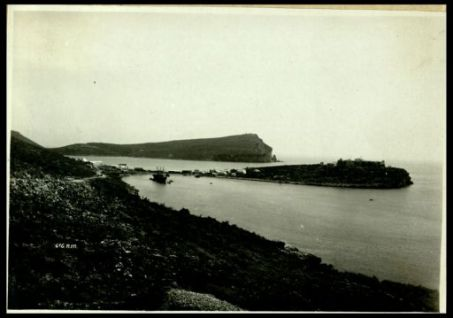 La baia di Porto Palermo
