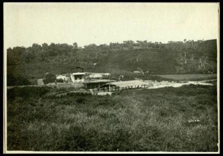 A Babiza: fornace da mattoni nel campo sperimentale militare