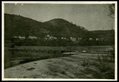 Il Grafenberg: il Podgora ed il ponte sull'Isonzo