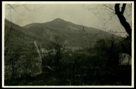 Il Monte Cuk a Plava