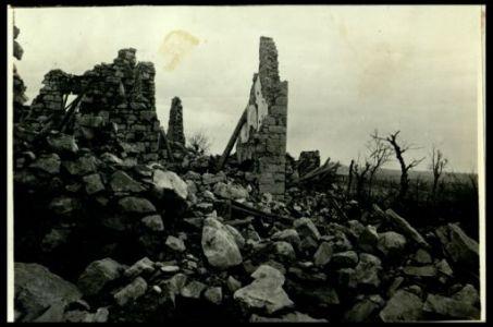 Lokwica: rovine