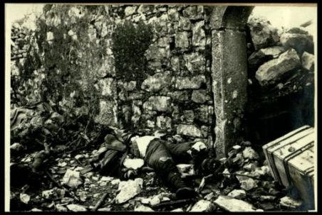 Lokwica: morto