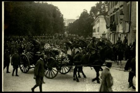 Funerale generale Chinotto