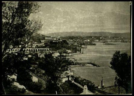 Riproduzione fotografie di Trieste