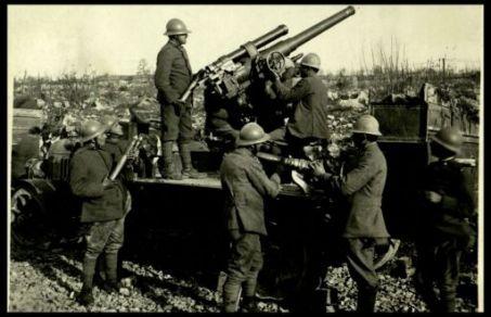 Batteria anti aerea