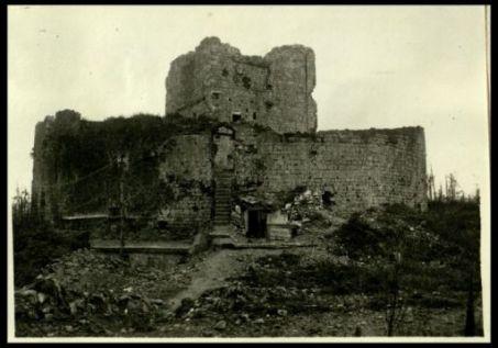 La rocca di Monfalcone