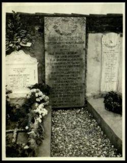 Tomba del maggiore G. Venezian a S. Pietro sull'Isonzo